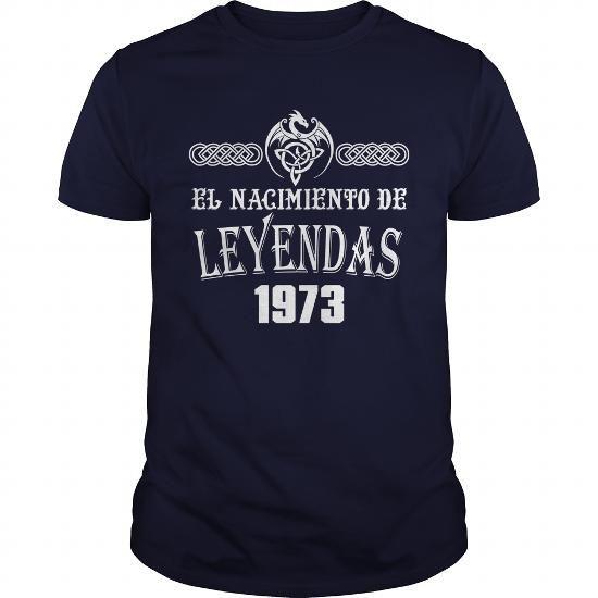 1973 El nacimiento de leyendas  #1973