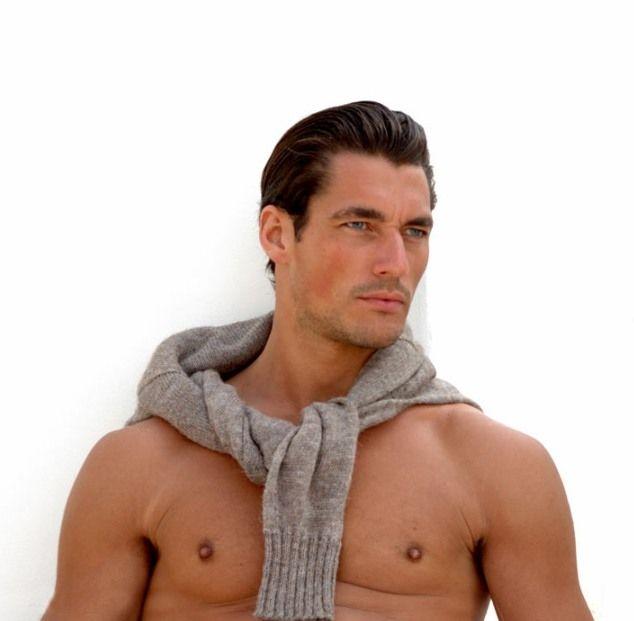 David Gandy .Stefanel 2007