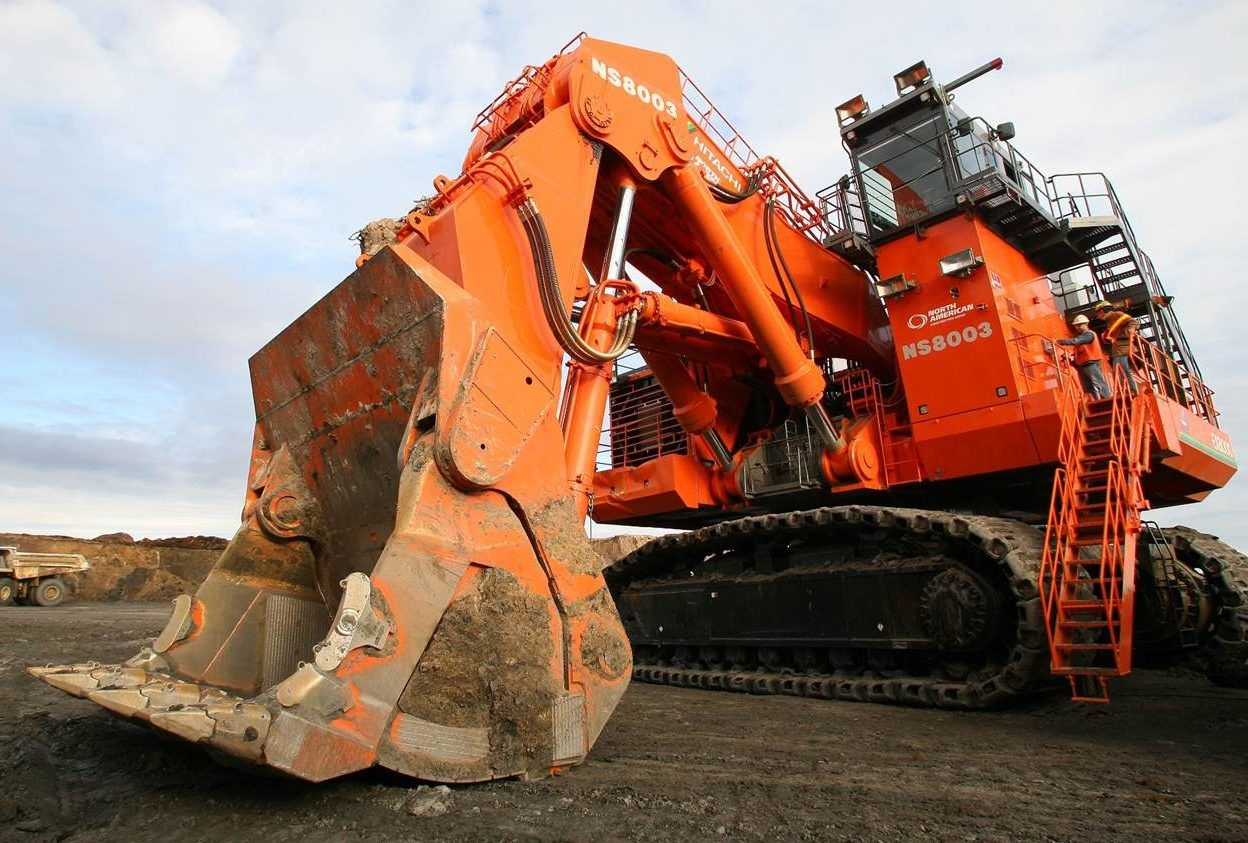 Interesting Story From a Single Bulldozer to a Prominent