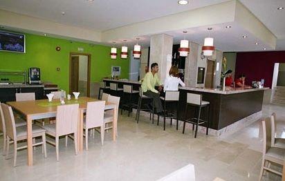 The Bar in the Hotel Orosol in San Antonio Ibiza Spain