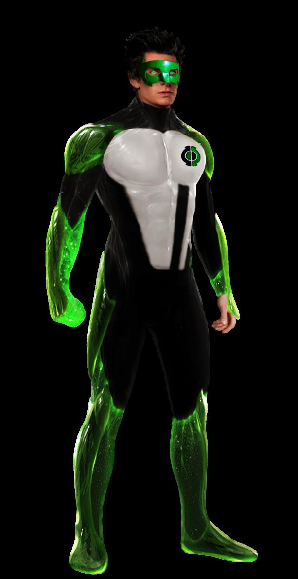 Green Lantern Kyle Rayner Transparent By Camo Flauge On Deviantart Kyle Rayner Green Lantern Cosplay Green Lantern Kyle Rayner