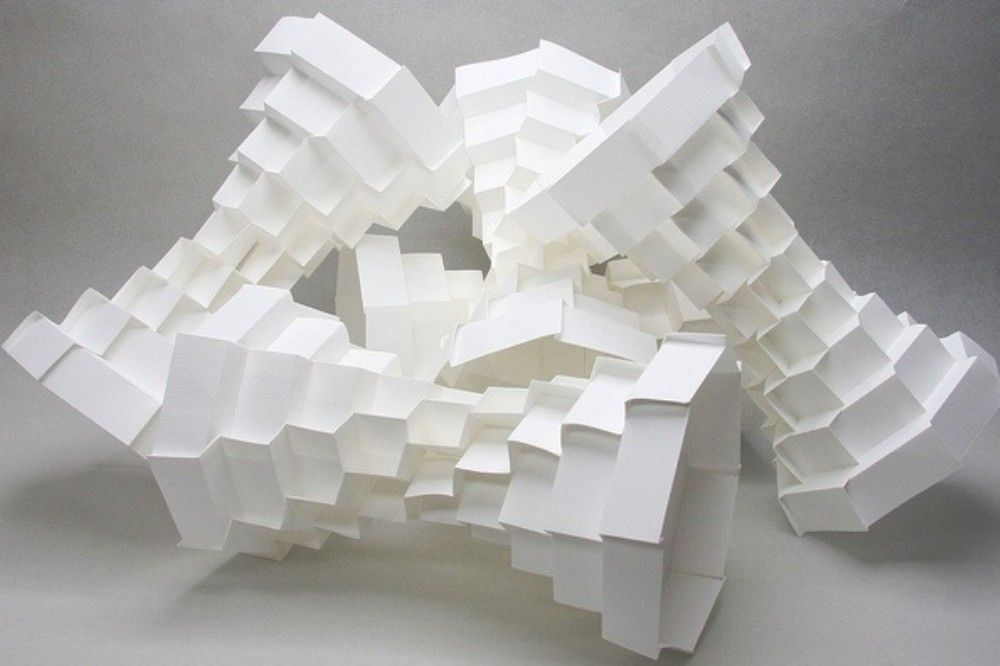 Jun Mitani Is A Paper Magician: Constructing Unbelievable Origami Forms