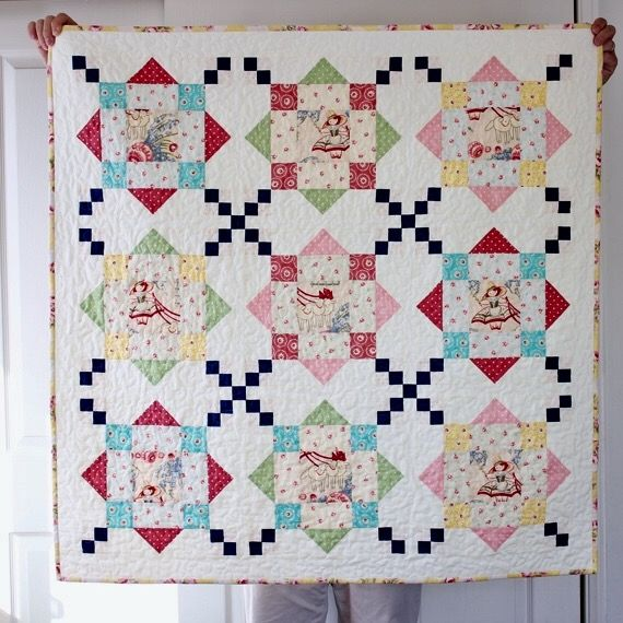 Pin de Claire Paul en Scrap Quilts | Pinterest