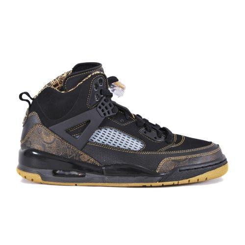 online retailer 0307e 57f88 Air Jordan Spizike Euro Exclusive Black Gold Dust 315371-072  59.00