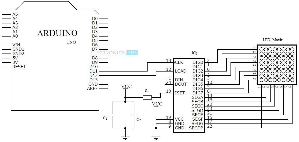 7809 pin and circuit diagram