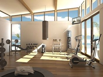 Ideal Modern Design Home Gym Ideas Bossbabe Training Workout