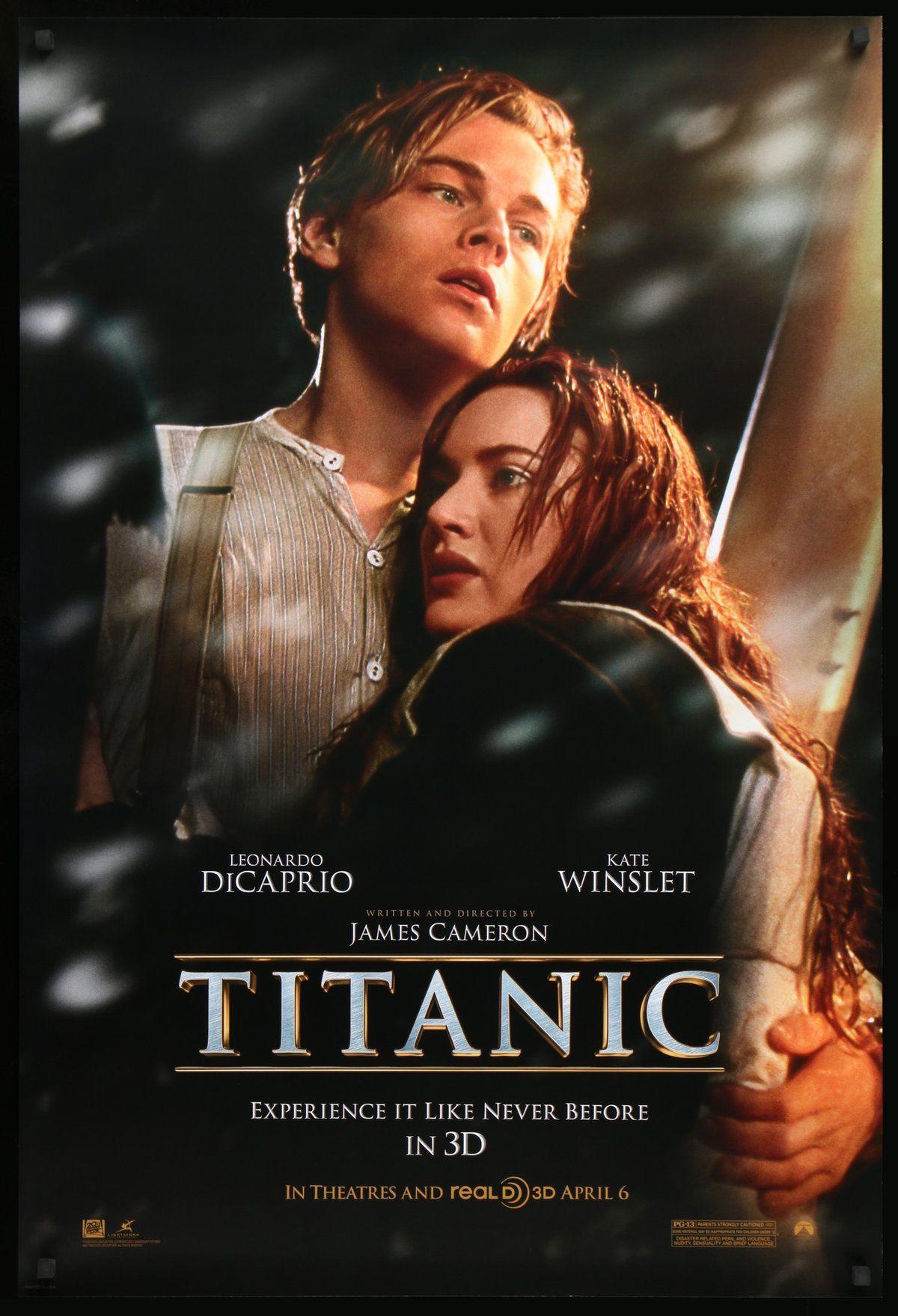 Titanic 1997 In 2020 Titanic Movie Titanic Movie Poster Titanic