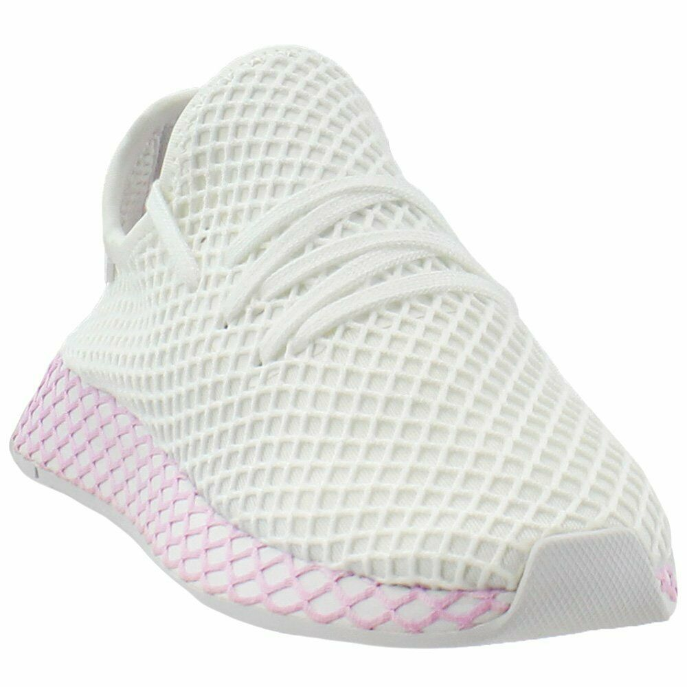 alfombra Cortés activación  adidas Deerupt Runner Running Shoes - White - Womens #fashion #clothing  #shoes #accessories #womensshoes #athle… | Casual running shoes, Adidas  women, Runners shoes