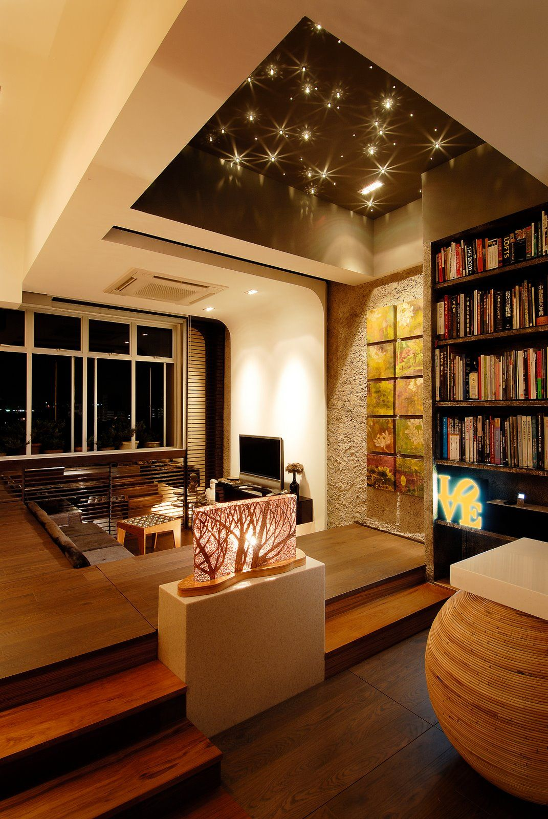 Hdb Living Room Decorating Ideas: HDB - Split Stairs (With Images)