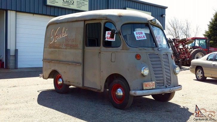 Bread truck for sale craigslist