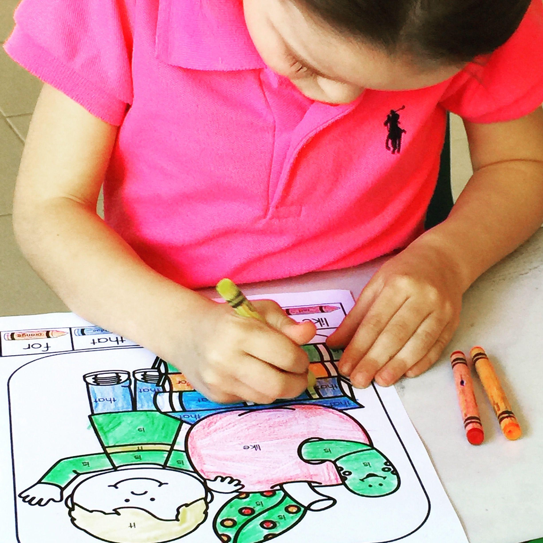 Back To School Literacy Worksheets Kindergarten