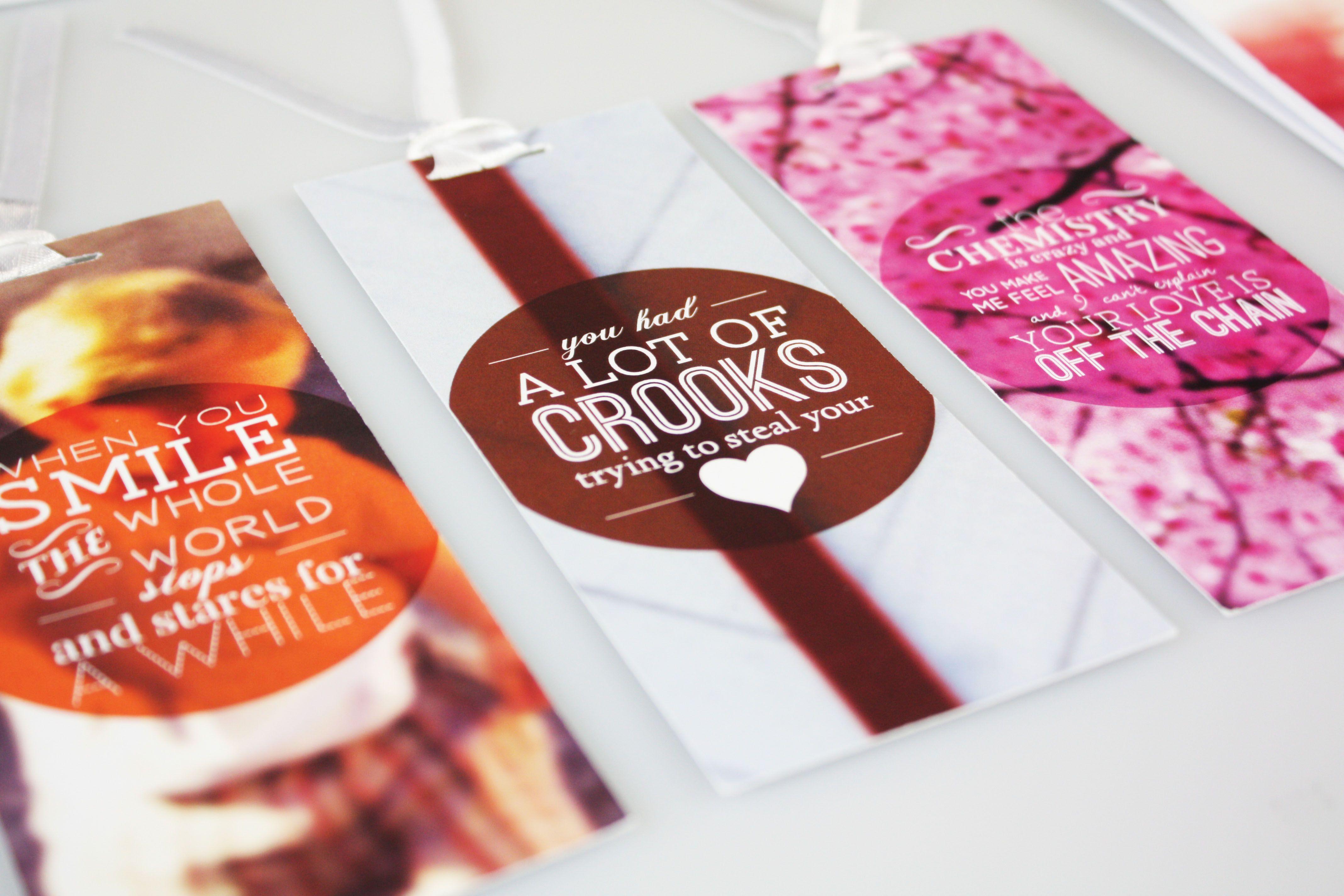 bookmark designs - Bookmark Design Ideas