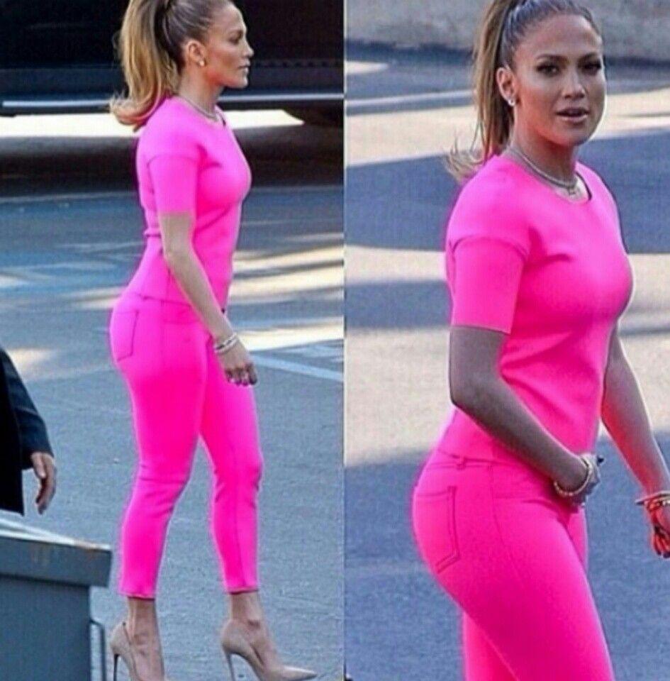 Hott Pink JLo