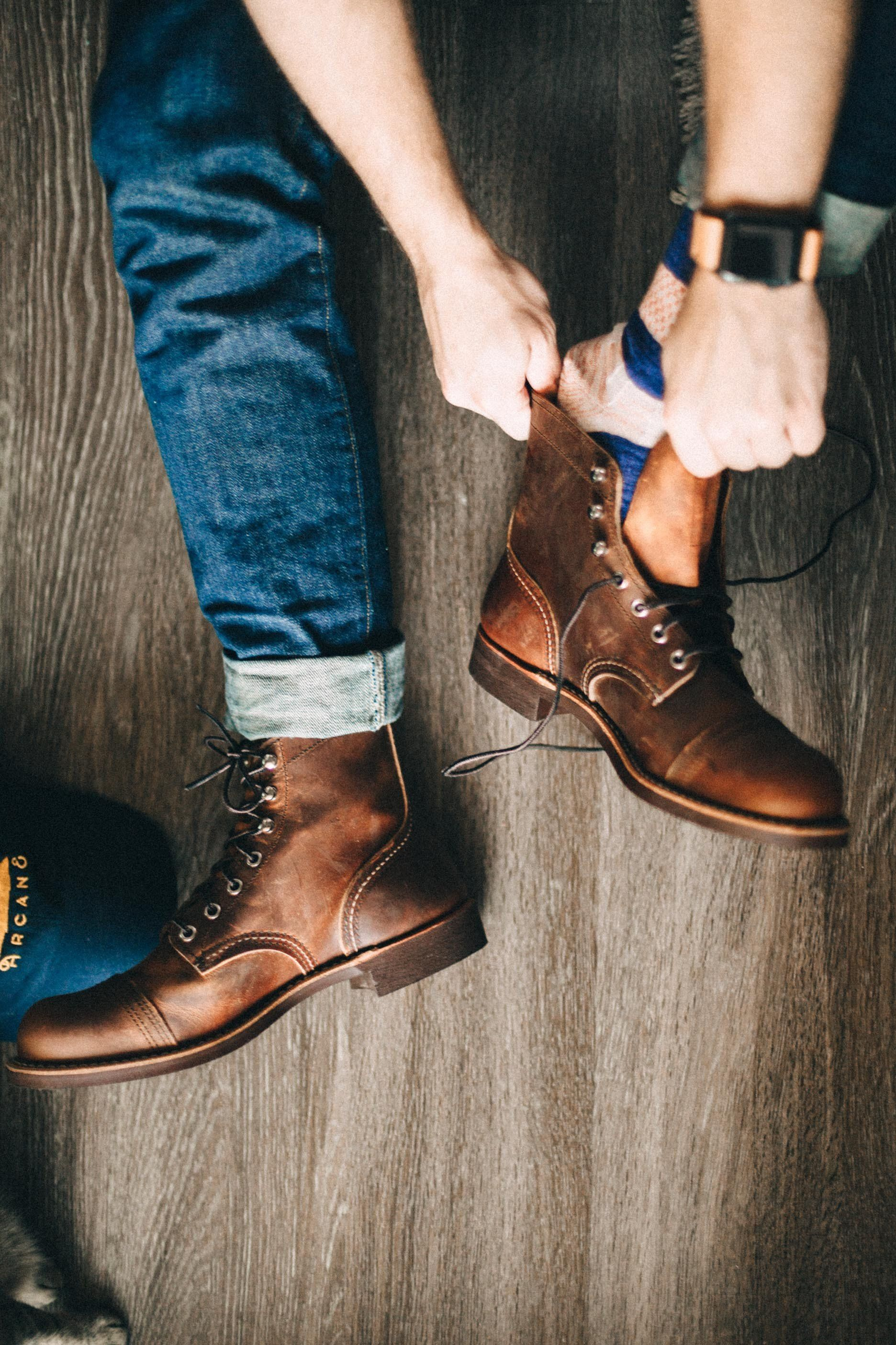 Red Wing Iron Rangers , Copper in 2019