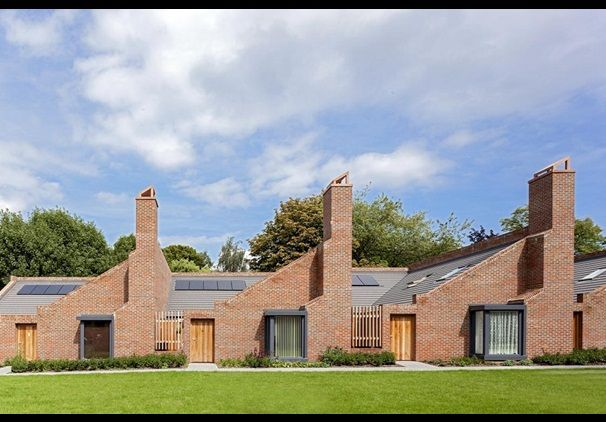 Modern Architecture Journals courtyard housingpatel taylor | building study | architects
