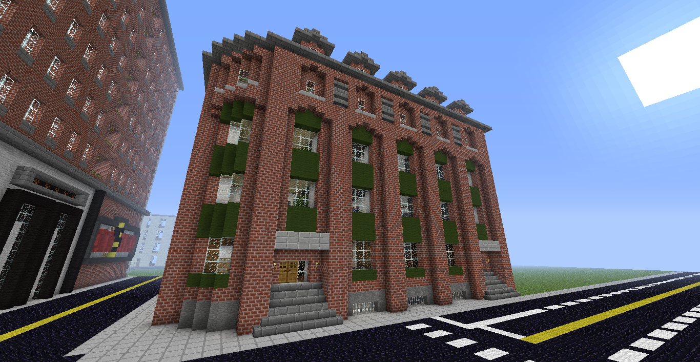 minecraft modern city building ideas - Google Search ...
