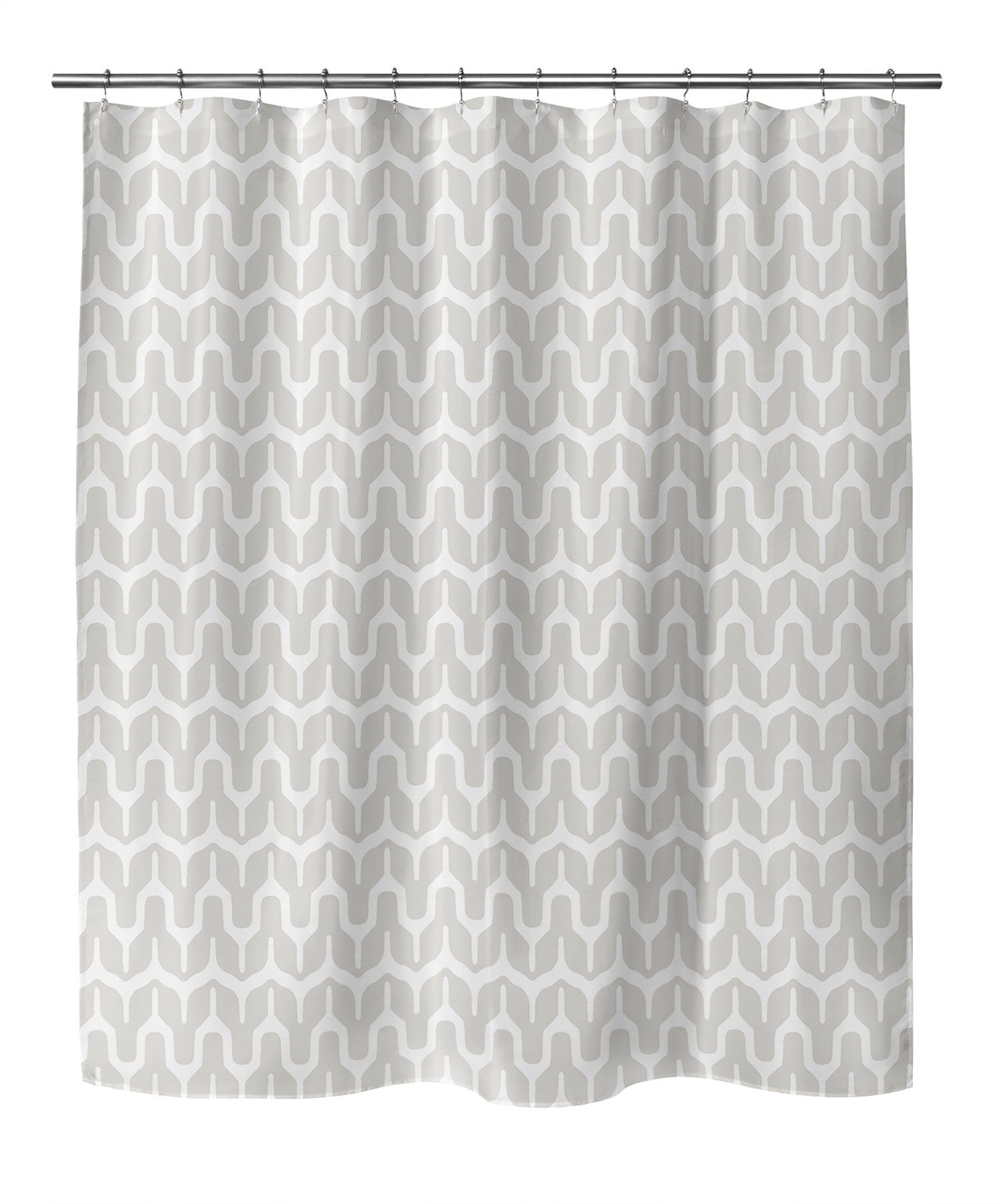Photo of MARIA GREY Shower Curtain By Becky Bailey – 70in x 72in