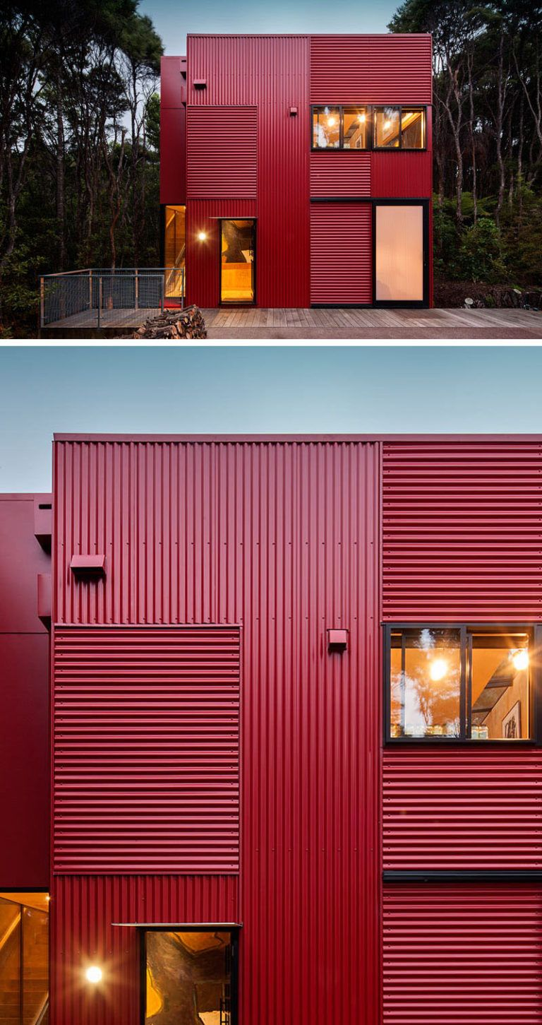 Best 11 Red Houses And Buildings That Aren't Afraid To Make A 640 x 480