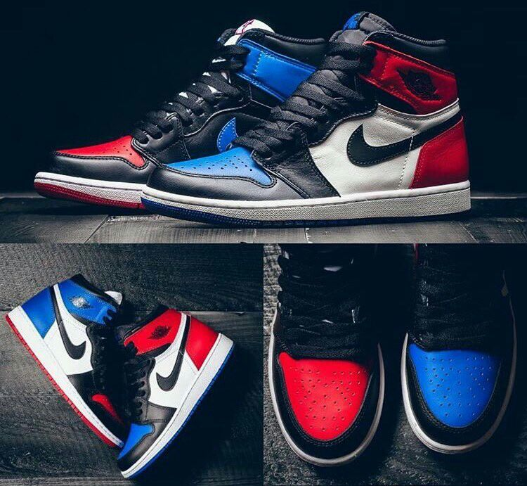 on sale 2c91c 4f661 Air Jordan 1 Retro High OG Top 3  160