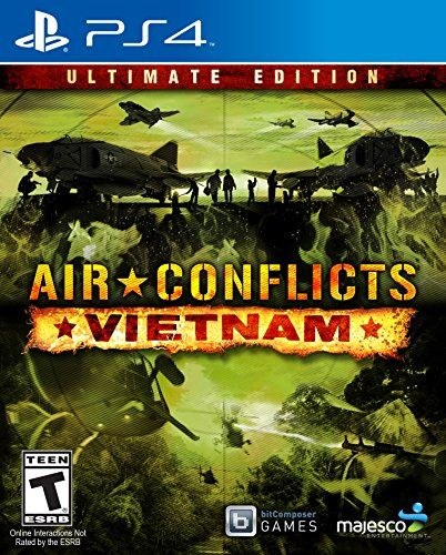 e7ad509bfdb17 Air Conflicts Vietnam PlayStation 4 ** Click image for more details ...