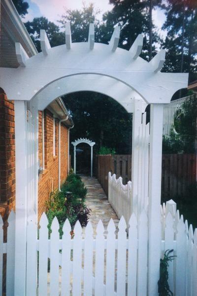 Pergolas & Trellises Photo Gallery Archadeck of Augusta
