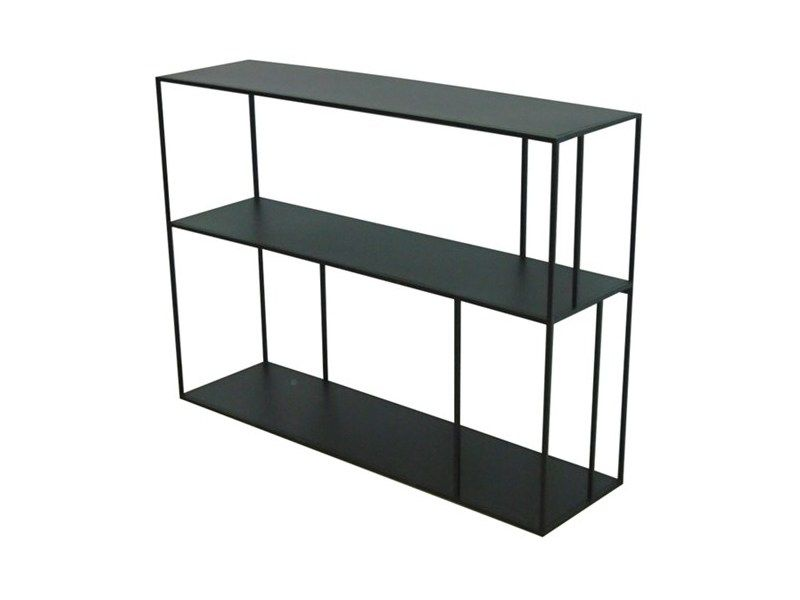 Open Metal Shelving Unit Shelf