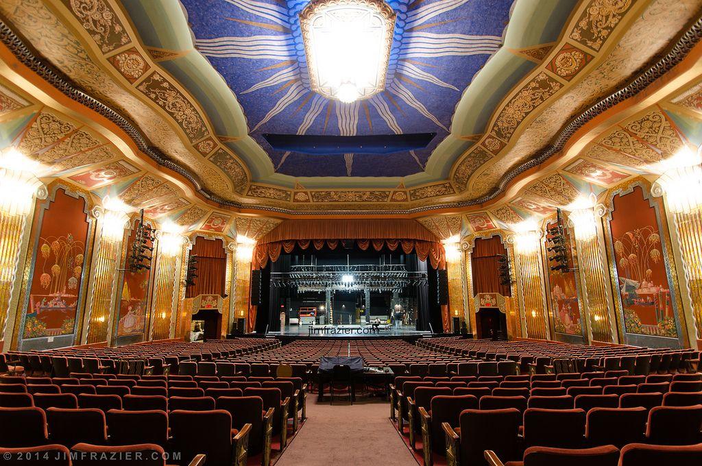 Paramount Theatre In Aurora Il Chicago Area