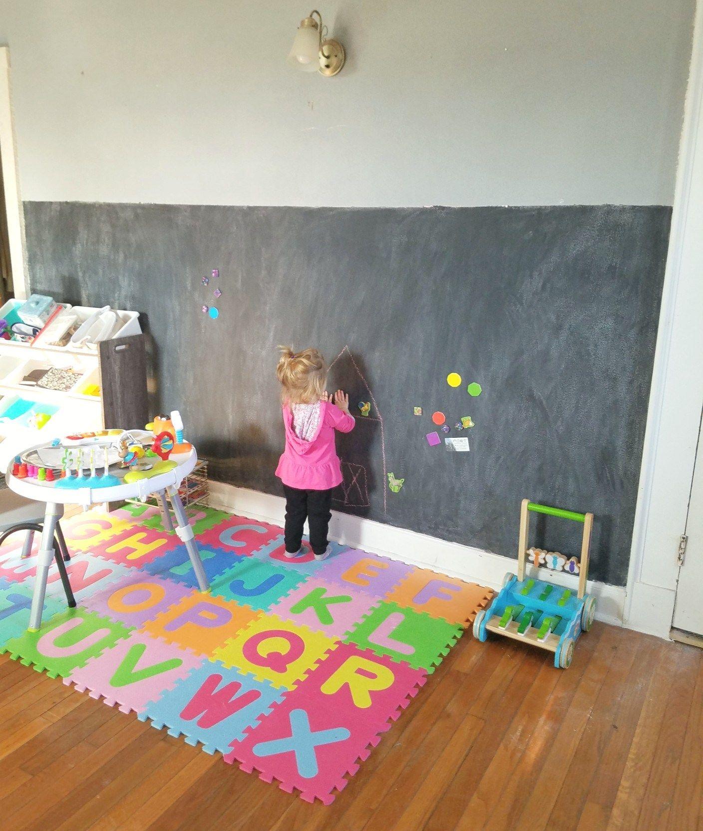 Chalkboard wall in 2020 chalkboard