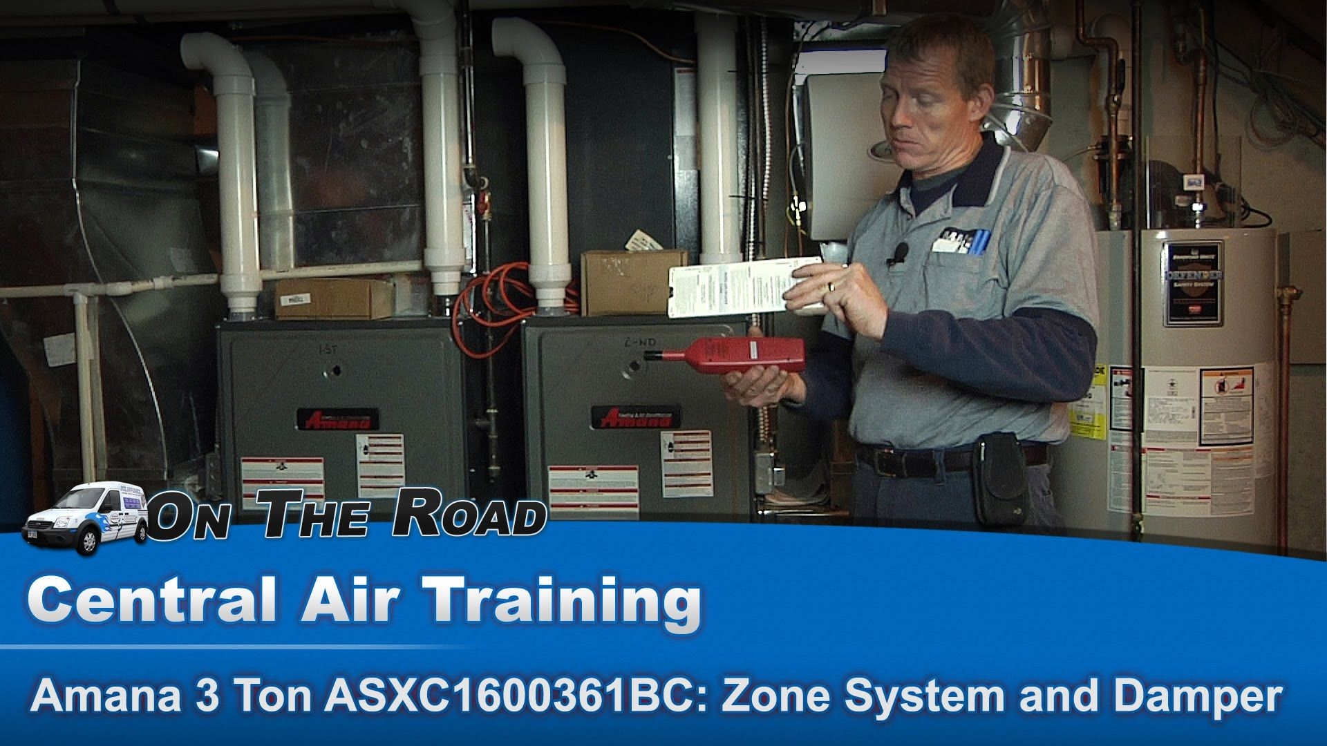 Zoning And Zone Control Of Heating Ventilating And Air