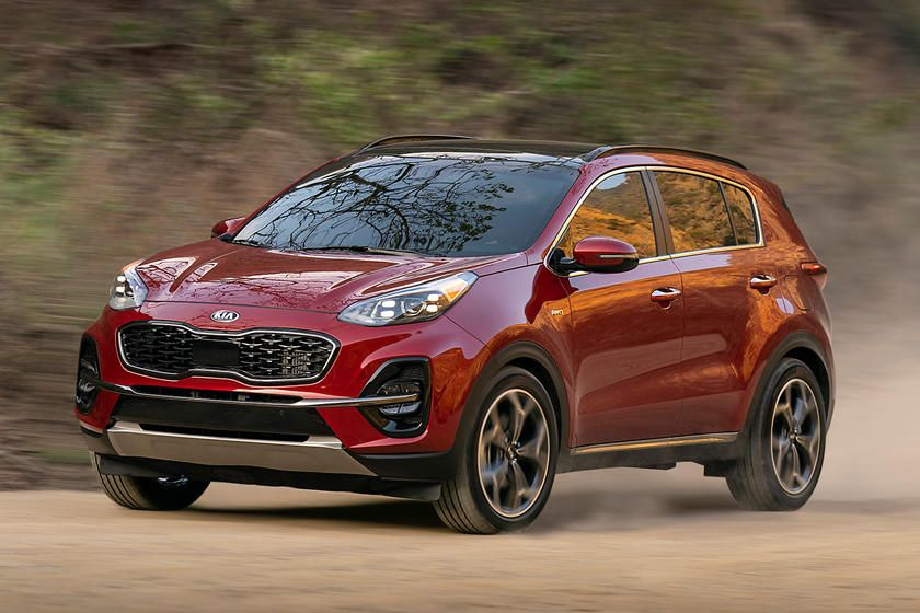 2020 Kia Sportage Arrives In Chicago With New Updates Carbuzz Kia Sportage Chicago Auto Show Kia