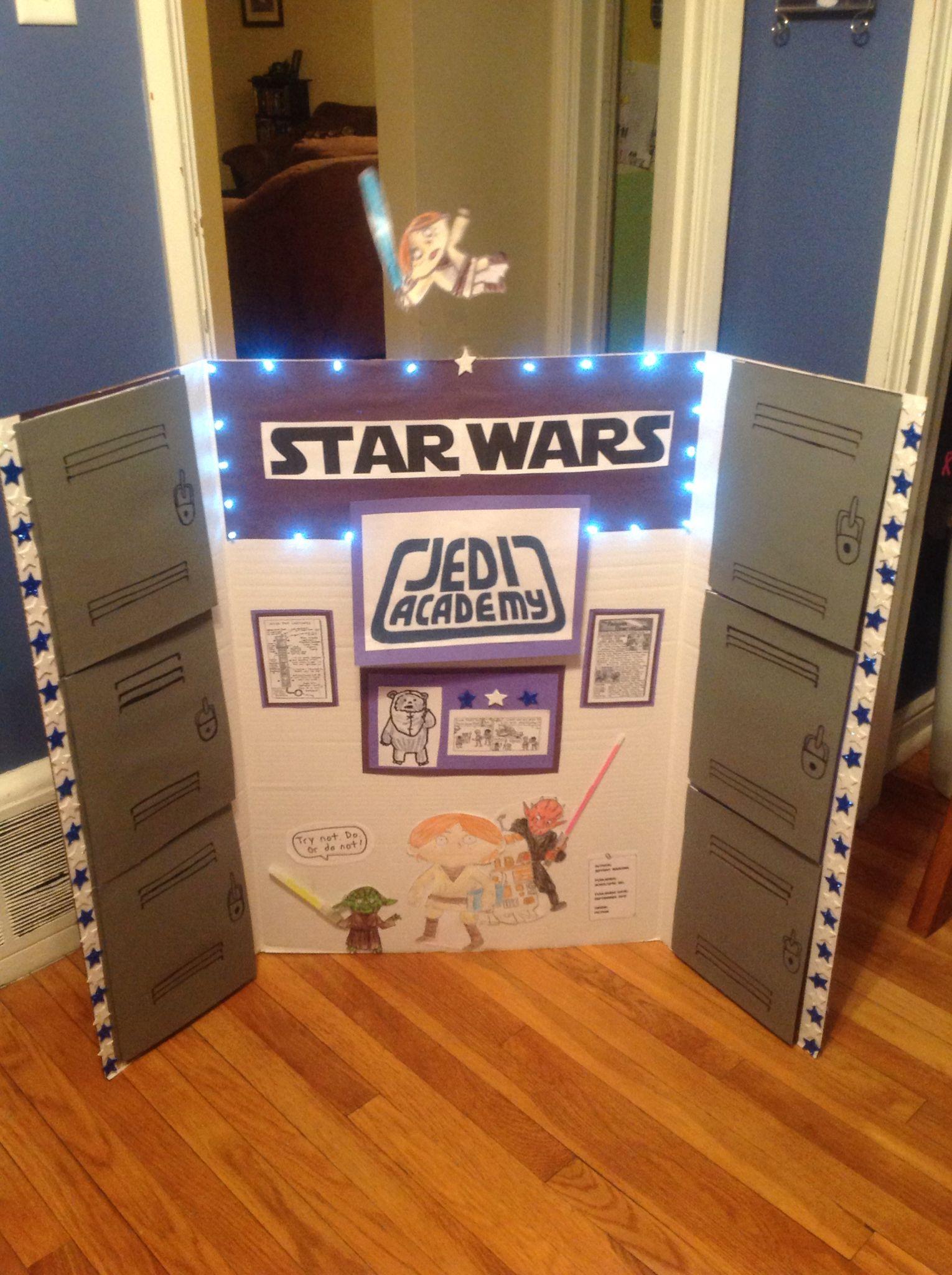 Reading Fair Board Jedi Academy  St Place  Reading Fair