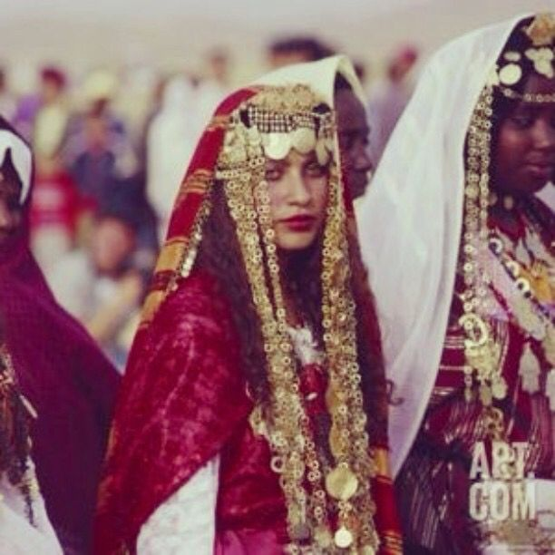 Amazigh from Tunisia Breathtaking beauty