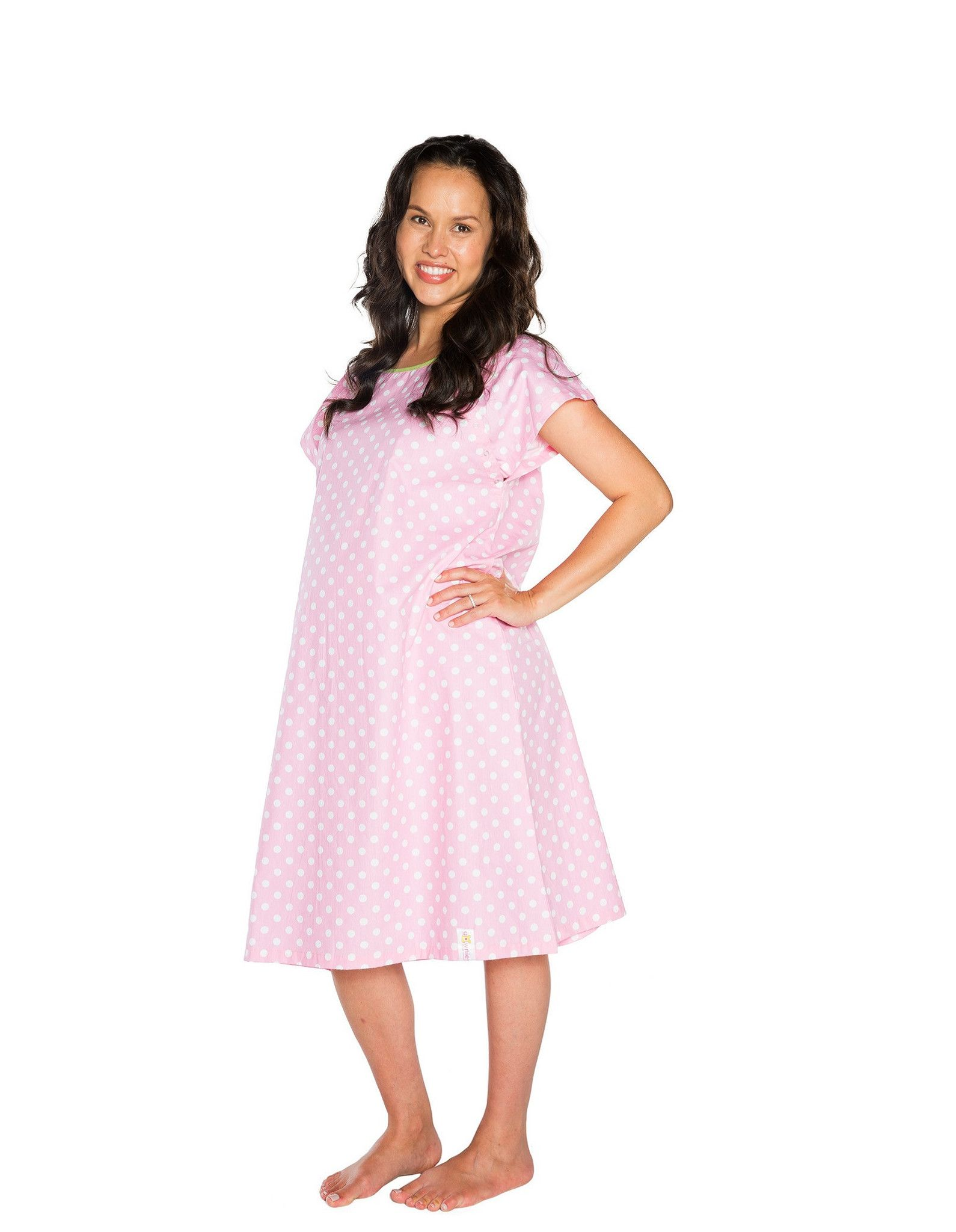 Molly Gownie Maternity Delivery Labor Hospital Birthing Gown ...