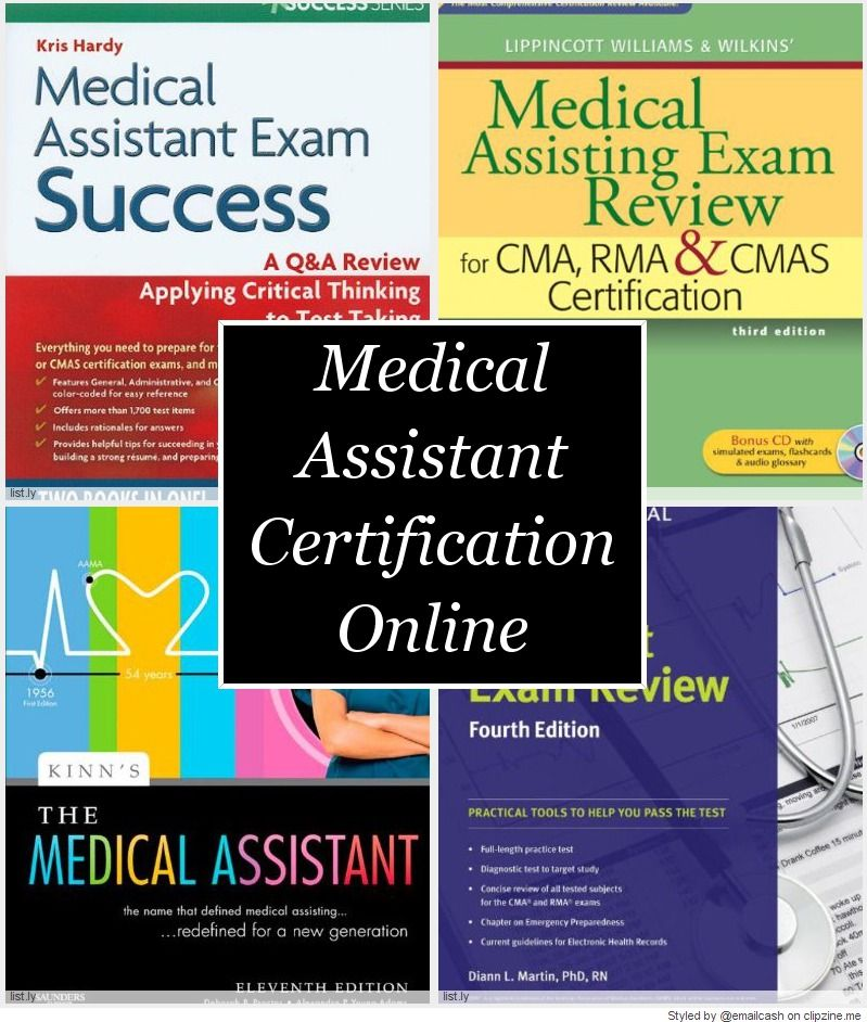 Medical Assistant Certification Online Practice Test On Flipboard