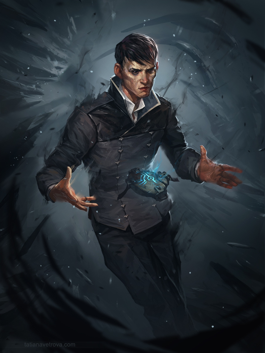 Outsider by Vetrova on DeviantArt in 2020 | Dishonored ...