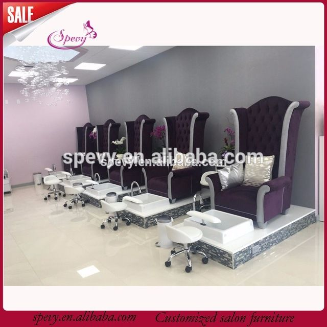 Wholesale spa furniture pedicure spa chairelectric massage pedicure chair for sale from m