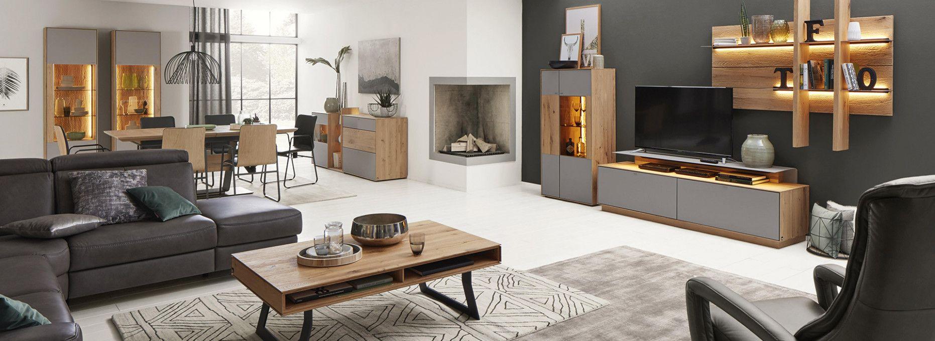 8 Wohnzimmer Unterschiedliche Möbel in 8  Elegantes