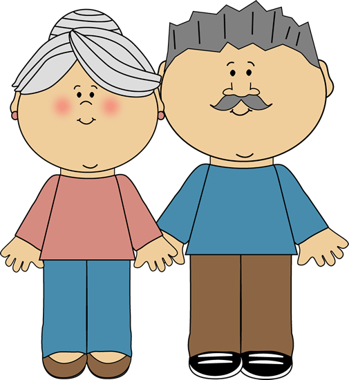 Family Trees Can Be Together Forever Clip Art Grandparents Singing Time