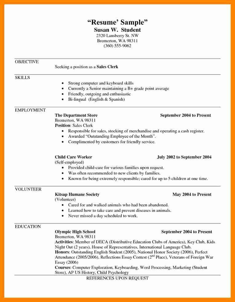 technical recruiter resume template