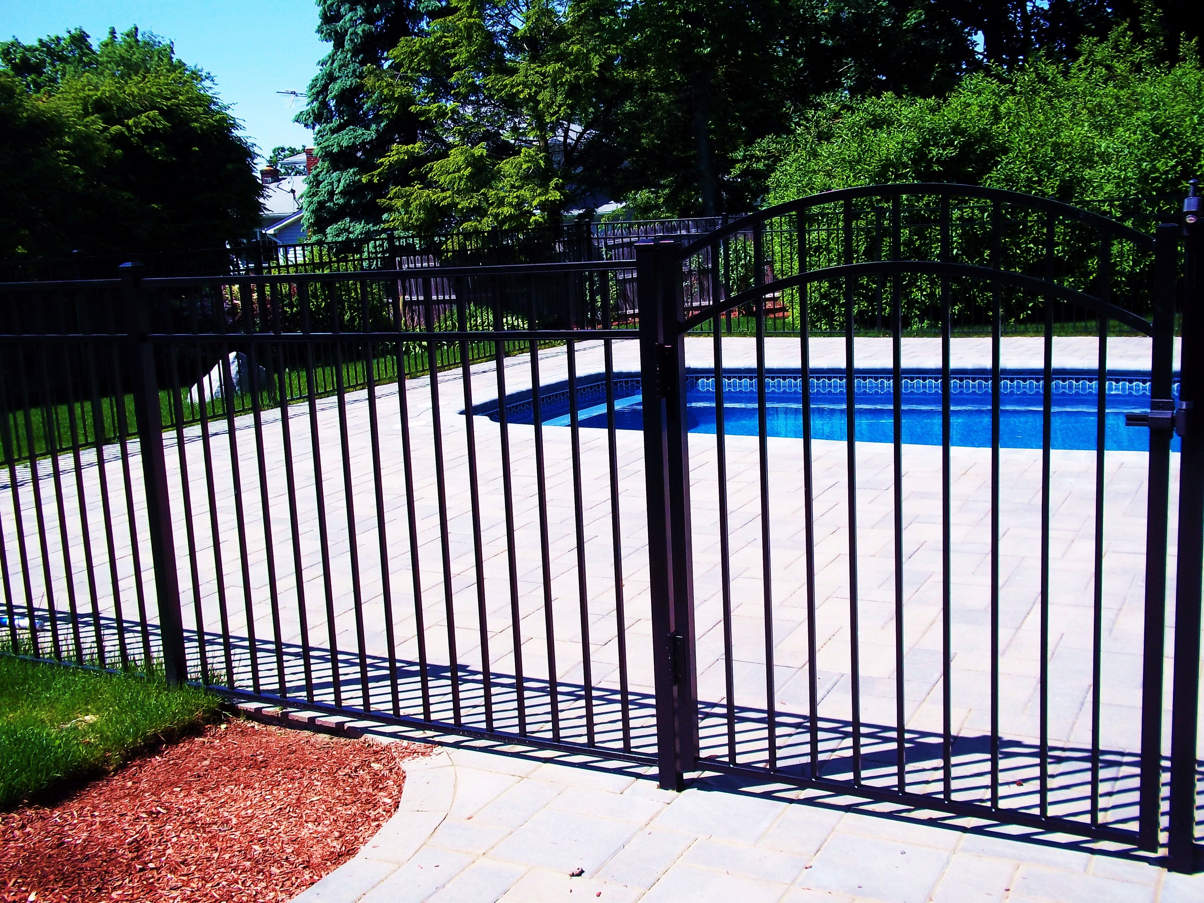 Fence Company New York Fence Supplies Aluminum Gates