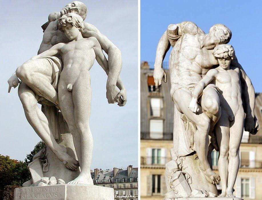 Héraldie: Promenade au Jardin des Tuileries