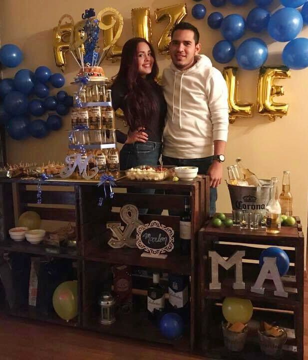 Cumplea os hombre decoracion sorpresa cumple en 2019 - Mesa cumpleanos adulto ...