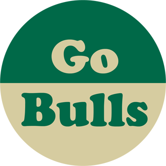 University Of South Florida Bulls 5 Design Collection Butterflyze South Florida Bulls University Of South Florida School Logos