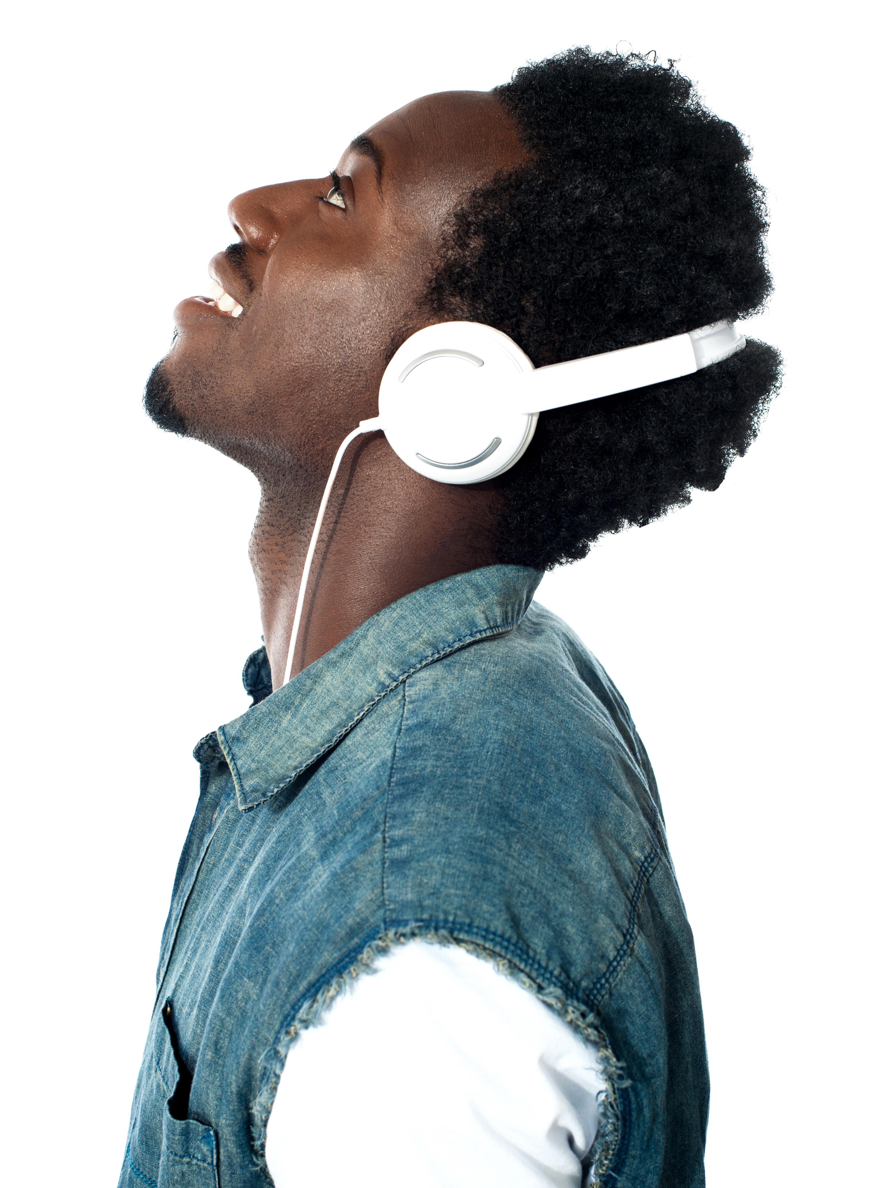 Listening Music Png Image Music Music Headphones Listening