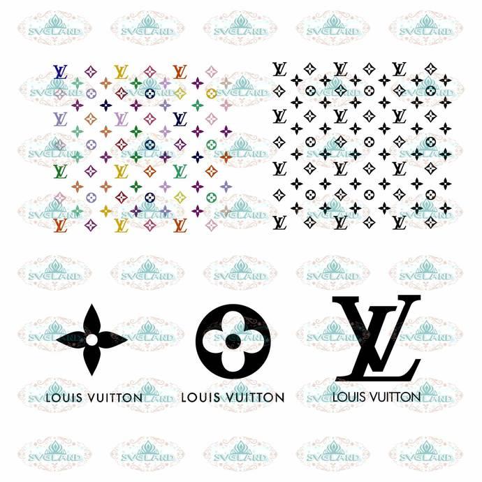Louis Vuitton Svg Bundle File Lv Bundle By Momo S Land On In 2020 Louis Vuitton Pattern Louis Vuitton Symbol Drawing