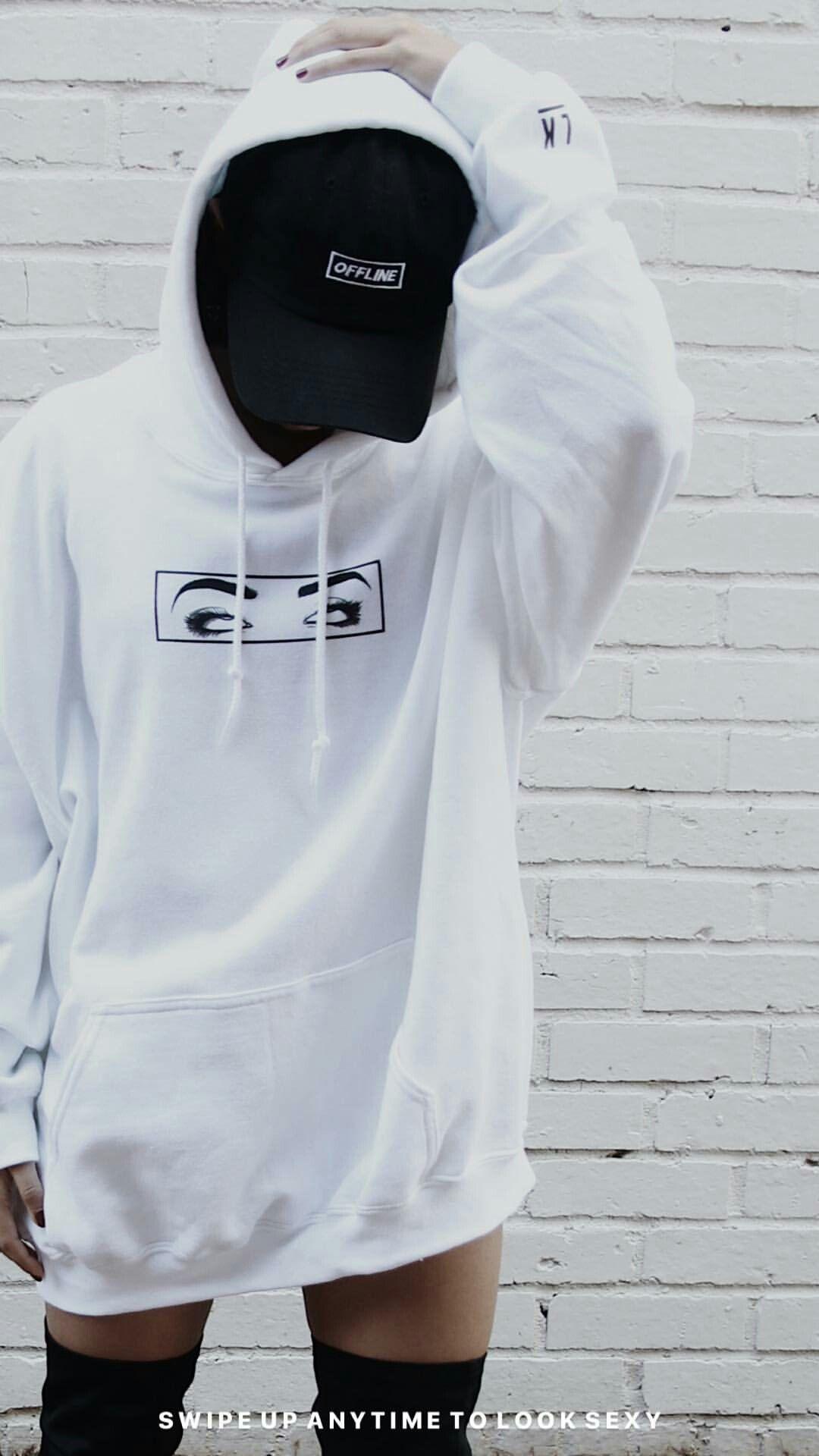007b1ed17 Liza koshy's merch Tumblr Hoodies, Funny Hoodies, Sweatshirts, Nike  Outfits, Fashion Outfits
