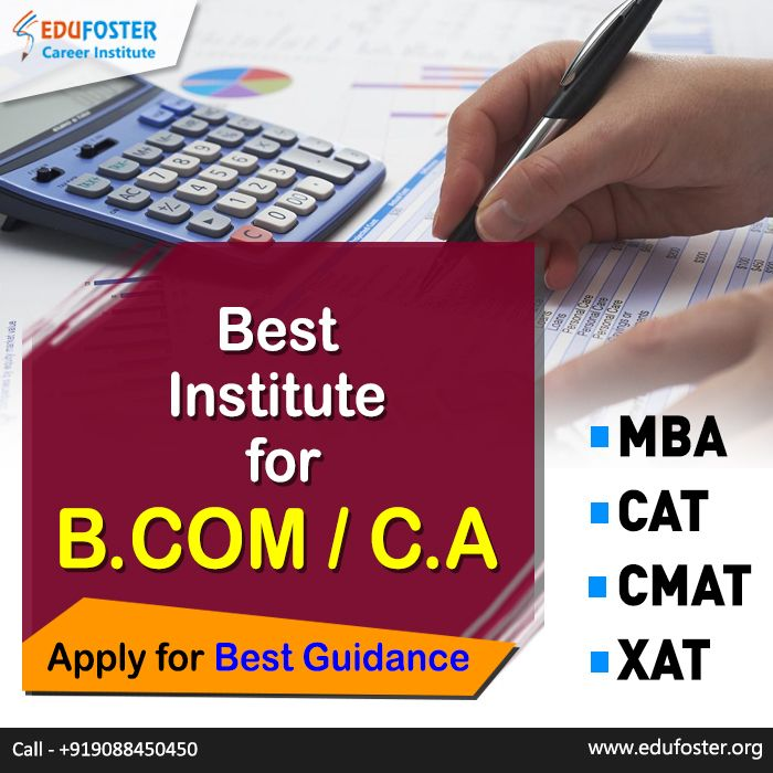Grab The Opportunity Of Studying With The Most Happening Ca B