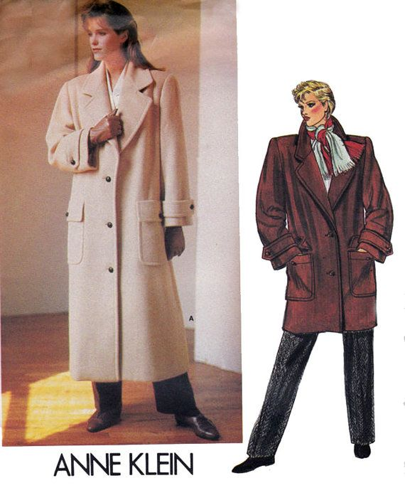 Sz 10 Vintage 80s Vogue American Designer by allthepreciousthings ...