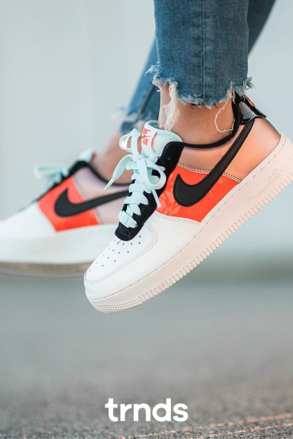 Nike Air Force 1 Low 07 LTHR Sail Team Red Release Date SBD