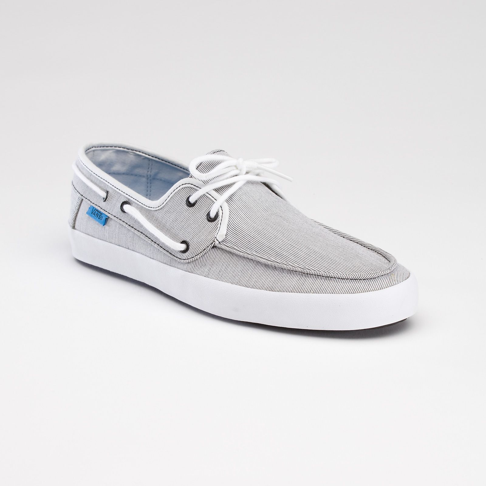 striped vans boat shoes.  364f70cf45c